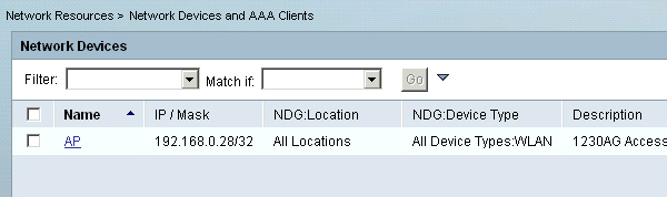 Network Devices and AAA